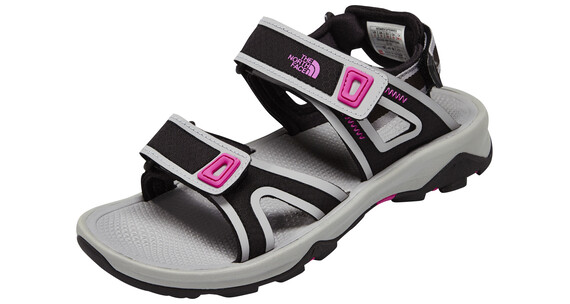 The North Face Hedgehog II Sandal Women paloma grey/raspberry rose